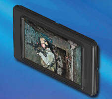 3D Handheld Display integrates autostereoscopic technology.