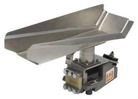 Electromagnetic Vibratory Feeder incorporates tuning technology.