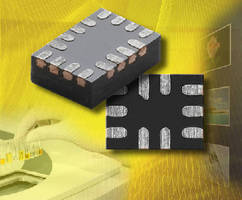New Vishay Siliconix CMOS Analog Switch