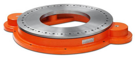 Heavy-Load Positioning Table supports up to 12 tons.