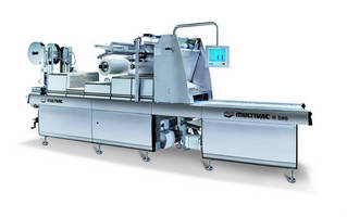 Multivac Showcases Diversity of Packaging, Automation Capabilities