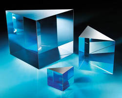 Right Angle Prisms have transmission-optimizing coating.