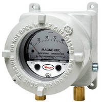 Pressure Indicating Transmitter features ATEX approval.