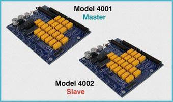 A/B Switches let user design case, pushbutton, and LED display.