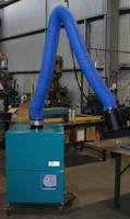 Welding Fume Extractor enhances workplace safety.