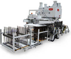 Fin Press and Line features 160 ton rating.