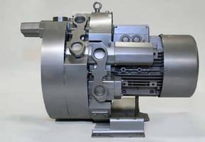 Regenerative Blowers feature oil-free design.