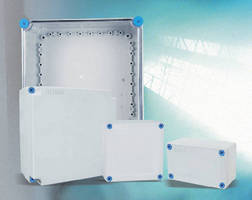 New Plastic Enclosures from ASI