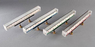 Urethane Squeegee Holders suit screen printing applications.