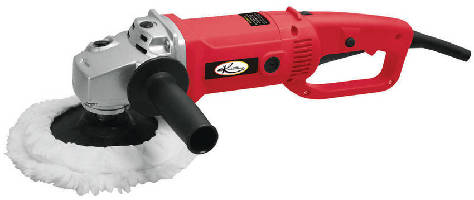Electric Polisher/Sander offers variable speed control.