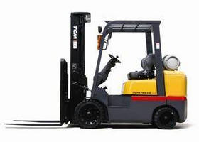 New Technology for Industrial Forklifts