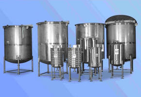 Custom Fabricated Tanks, Vessels and Reactors