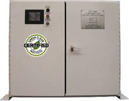 Diesel Fuel Recirculating System operates at 50 gal/min.
