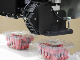 Print/Apply Labeler handles delicate or fragile substrates.