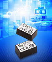 Isolated DC-DC Converters have max leakage current of 2 µA.