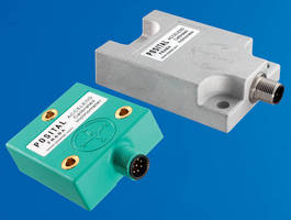 Inclinometer is offered in 2 ruggedized variants.