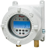 Differential Pressure Controller is flame-proof, ATEX-approved.