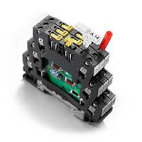 Transient Surge Protectors protect DC and AC status signals.