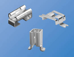 SMT Automotive Blade Fuse Clips hold firmly.