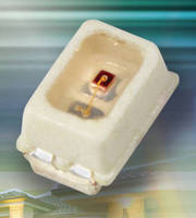 AEC-Q101 Qualified LEDs come in compact, SMD packages.