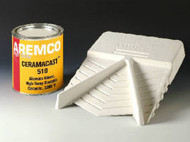 Ceramic Compound casts high temperature components.