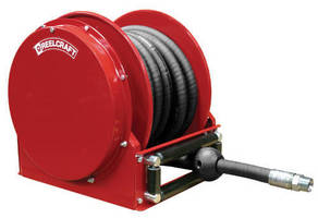 Low-Profile Hose Reels suit space-restricted environments.