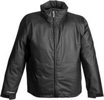 Black Rainwear is 100% waterproof and designed for comfort.