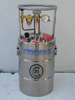 Cryofab's CFPB-15 Liquid Nitrogen Container