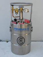 Cryofab's CFPB-15 Liquid Nitrogen Container