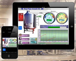 Access and Control HMI App works with iPad®/iPhone®/iPod touch®.