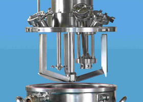 Try a Ross Laboratory Multi-Shaft Mixer