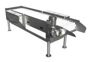 Roller Table Conveyor Maximizes Inspection Accuracy