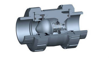 GF Piping Systems Introduces New Generation Cone Check Valve Series Featuring Improved Safety, Simplicity and Efficiency