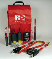 Voltmeter Kit suits overhead and underground applications.