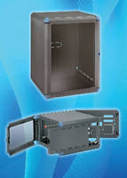 Wall Mount Cabinets allow total access to equipment.