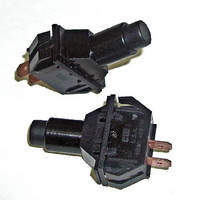 Pushbutton Switch supports foot pedal or hand actuation.