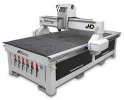 CNC Router is built for precision operation.