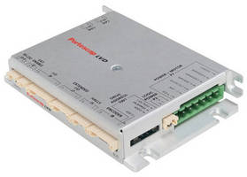Low-Voltage Servo Drive is powered from 12-48 Vdc.