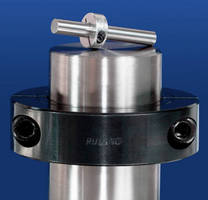 Metric Shaft Collars are suited for heavy-duty applications.