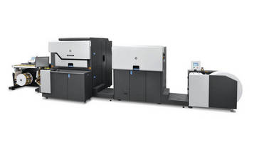 Michelman Offers Cost Saving Solutions for the HP Indigo WS6600 Equipped with In-line Priming Unit
