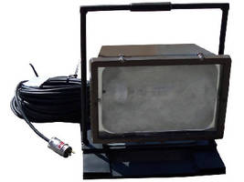 Hazardous Area Pedestal Light uses 400 W metal halide lamp.