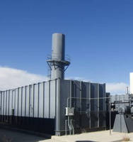 Adwest Technologies Flameless Preowned RTO Regenerative Thermal Oxidizers