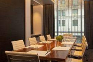 Crestron Integrated Technology Controls Executive Boardrooms in Hyatt 48 Lex