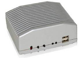 Fanless Embedded Box PC features Intel® Atom(TM) Z5xx processor.