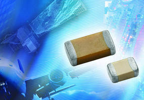 Vishay Intertechnology Announces New Shorter Lead Times for CDR MIL-Qualified MLCCs for Military and Aerospace Applications