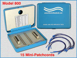 Model 800 HSSI Interface Breakout Box Is an Ideal Diagnostic Tool for SCSI Networks