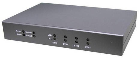 Network Security Appliance leverages VIA Nano(TM) X2 CPU.