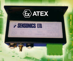 Shaft Vibration, Thrust Transmitters feature ATEX approval.
