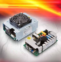 AC-DC Power Supplies meet IT and medical standards.