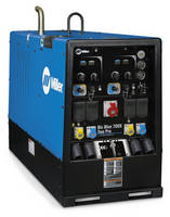 Multi-Operator Welder, AC Generator is driven by diesel engine.